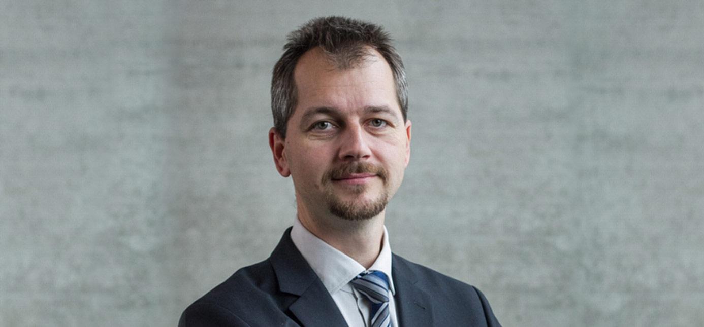 Portrait von Jürgen Huber