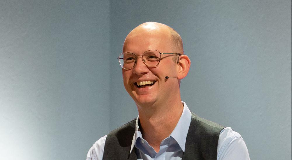 Photo of Professor Thomas Gegenhuber