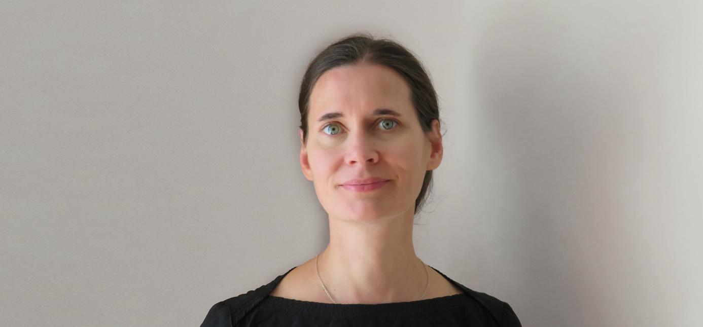 Porträt von Frau Dr. Isabel Steinhardt