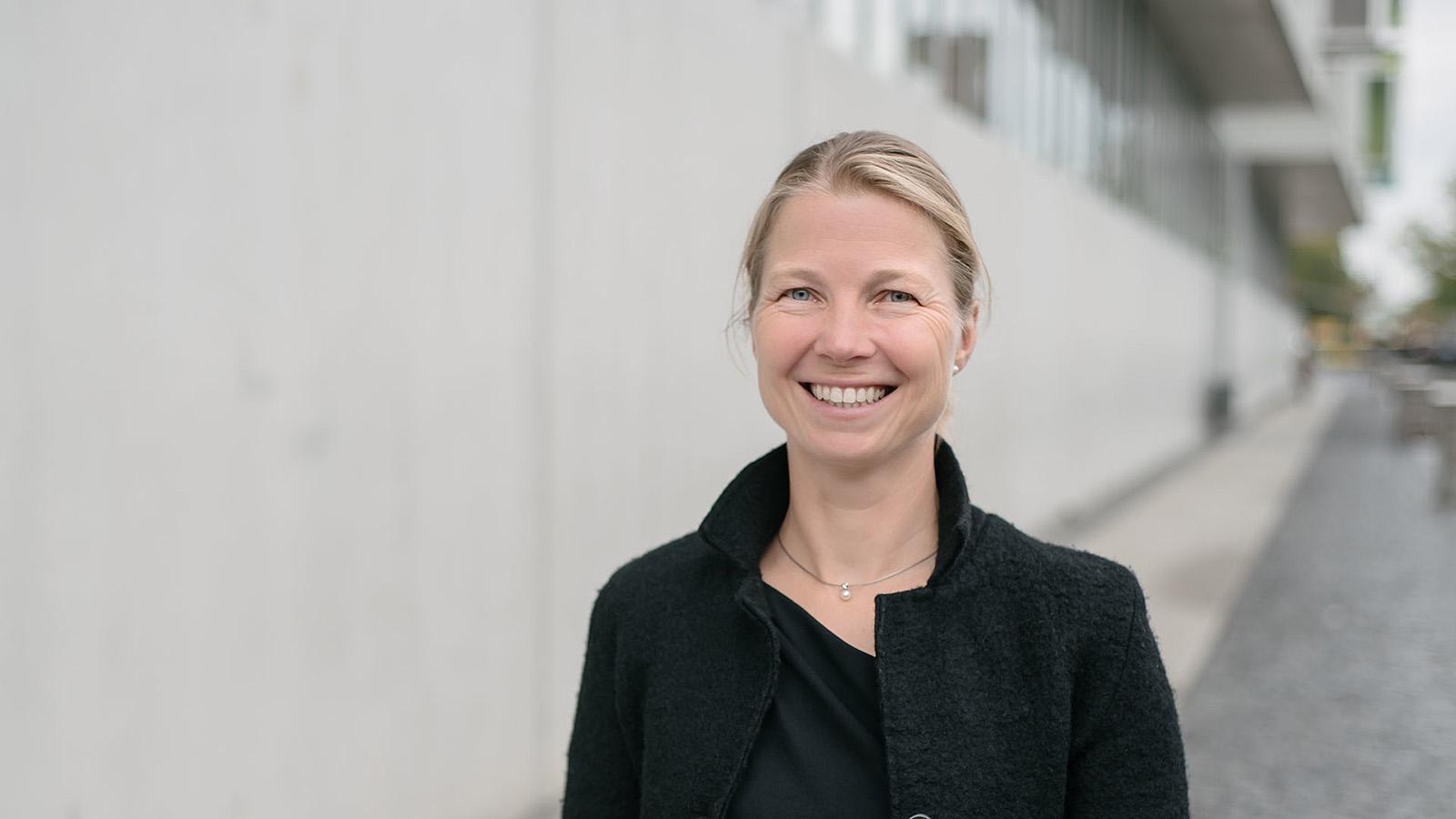 Porträt von Dr. Maren Duvendack