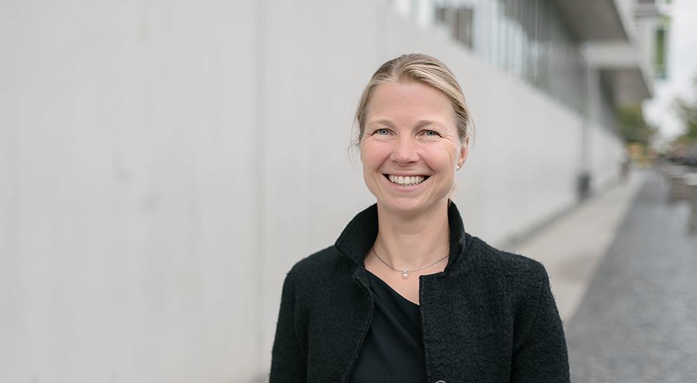 Photo of Dr Maren Duvendack