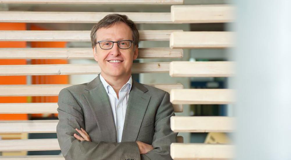 Porträt von Prof. Dr. Urs Fischbacher