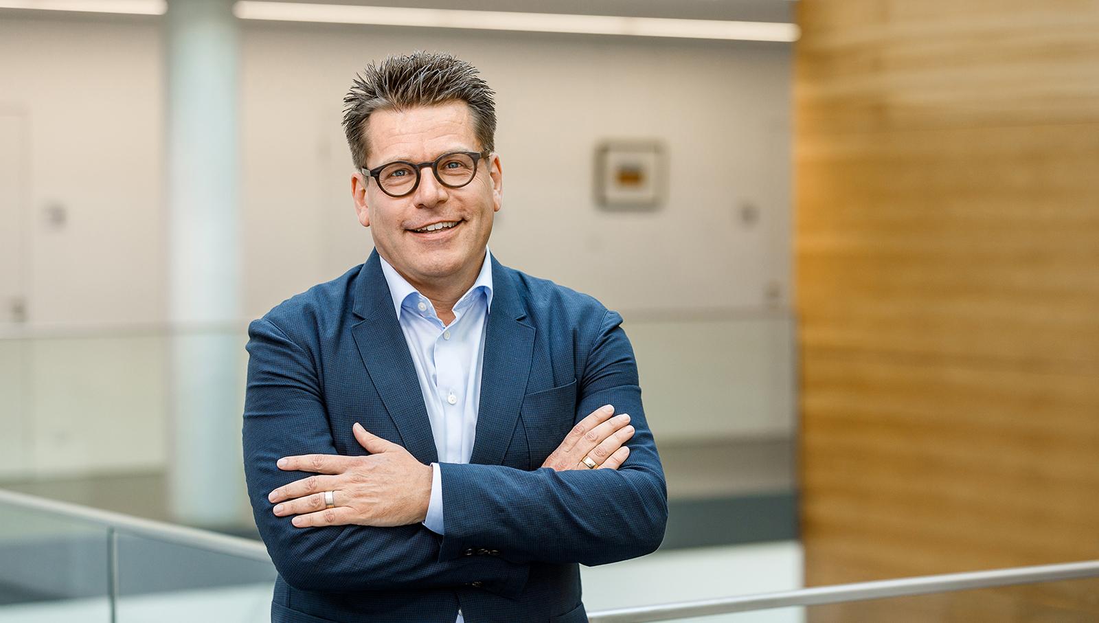 Porträt von Prof. Dr. Jochen Koch