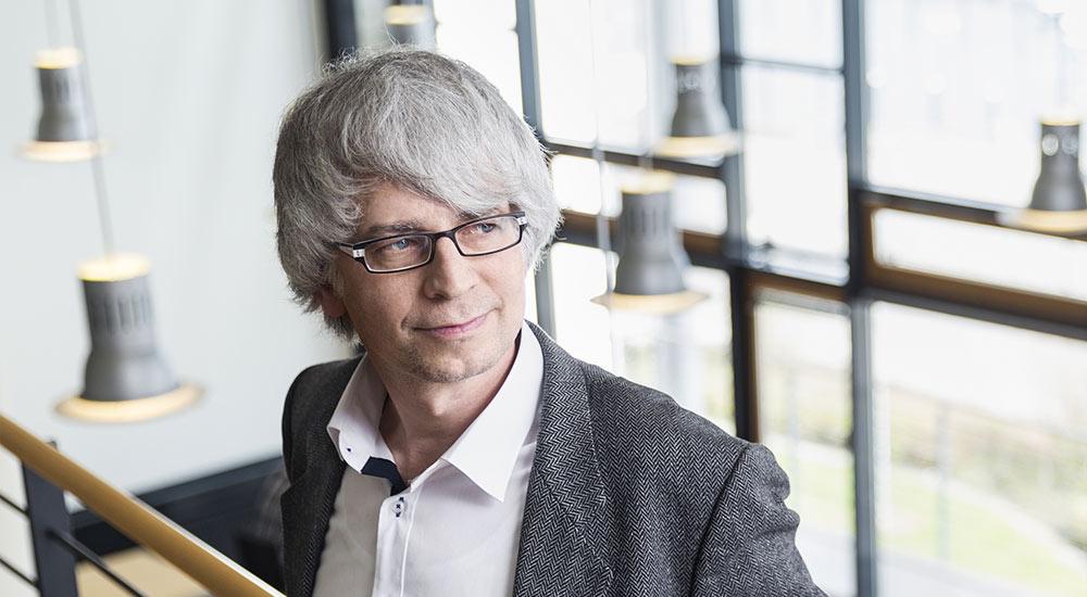 Portrait von Dr. Timo Borst