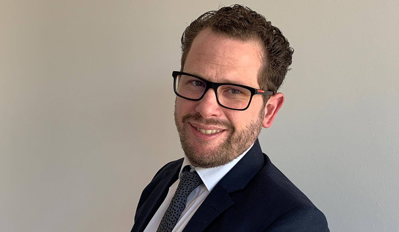 Photo of Dr Marc Scheufen