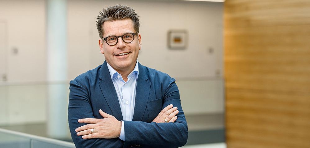 Photo of Professor Jochen Koch