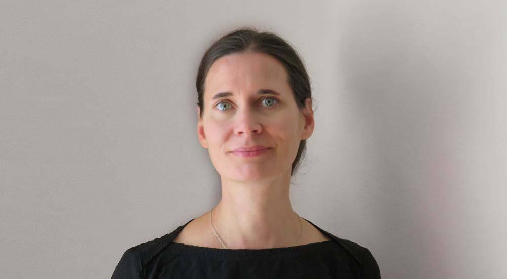Photo of Dr. Isabel Steinhardt