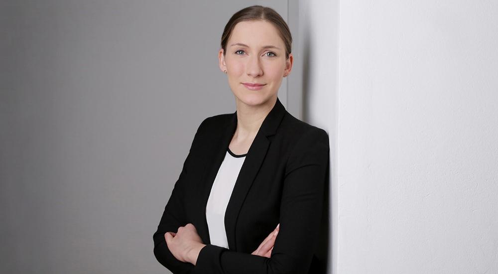 Porträt von Dr. Caroline Fischer
