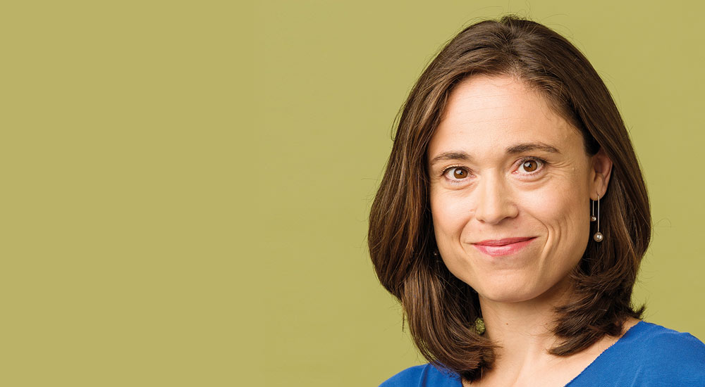 Photo of Professor Elke Schüßler